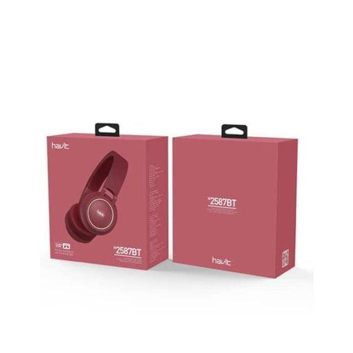 HV-H2587BT rojo