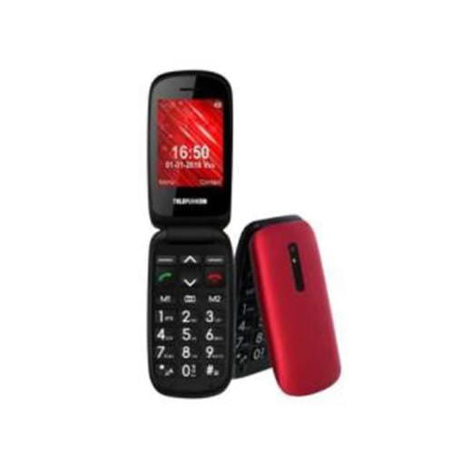 telefunken tm 220 rojo