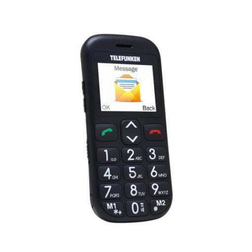 Telefunken TM 110 COSI Negro