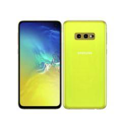 Samsung Galaxy s10e amarillo