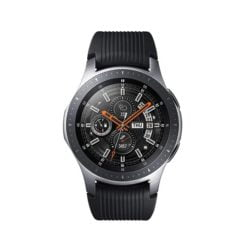 galaxy watch plateado