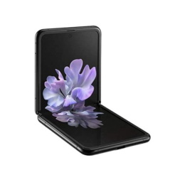 Samsung Galaxy Z Flip Black Mirror